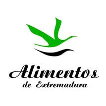 Logotipo Alimentos Extremadura