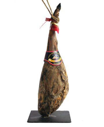 Pata de jamón ibérico de bellota