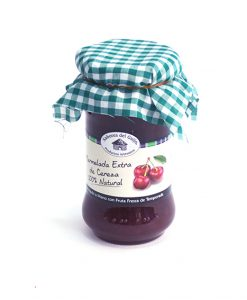 Mermelada de cereza natural