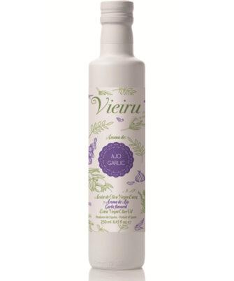 Vieiru Aceite de Oliva Virgen Extra Aromático con Ajo