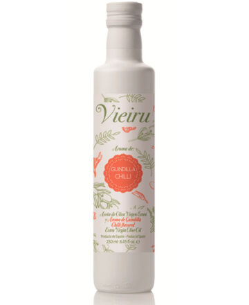 Vieiru Aceite de Oliva Virgen Extra Aromático con Guindilla