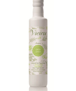 Vieiru Aceite de Oliva Virgen Extra Aromático con Limón
