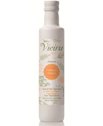 Vieiru Aceite de Oliva Virgen Extra Aromático con Naranja