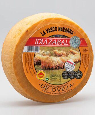 Quedo de Oveja Ahumado D.O Idiazabal - La Vasco Navarra