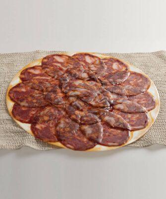 Chorizo Ibérico Bellota Extra Loncheado – Atilano González